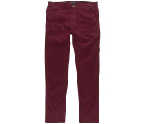 Howland Classic - Stoffhose - Rot
