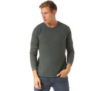 Knitted - Strickpullover - Grün