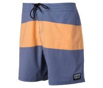 Retro Paneled 17'' - Boardshorts - Blau