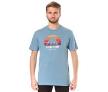 Underhill - T-Shirt - Blau