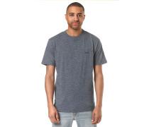 Basic Grindle - T-Shirt - Blau