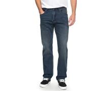Sequel Fleeece - Jeans - Blau