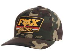 Throwback 110 Snapback Cap - Camouflage