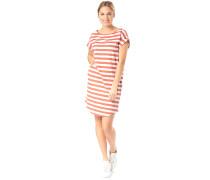 Kano Striped - Kleid - Rot