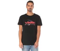Flying Fish Organic - Outdoorshirt - Schwarz