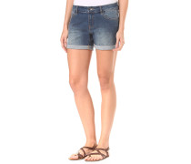 Rolly Up - Shorts - Blau