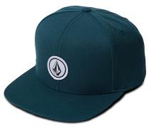 Quarter Twill - Snapback Cap - Grün