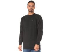 Basic Crew - Sweatshirt - Schwarz
