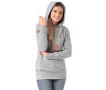Yowah Long - Kapuzenpullover - Grau
