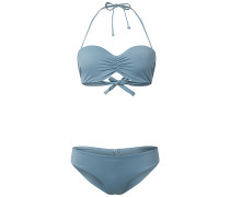 Havaa Maoi Mix - Bikini Set - Blau
