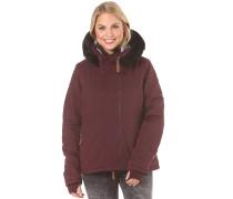 Coat - Jacke - Rot