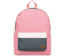 Sugar Baby Canvas 16L - Rucksack - Pink