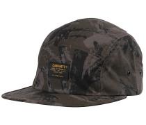 Military Strapback Cap - Camouflage