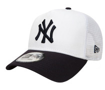 9Forty New York Yankees Trucker Cap - Weiß