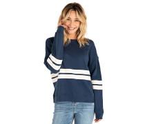 Horizon Crew Fleece - Sweatshirt - Blau