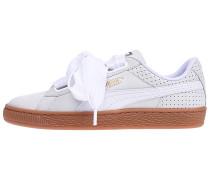Basket Heart Perf Gum - Sneaker - Weiß