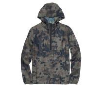 Alder Pop Twill - Funktionsjacke - Camouflage