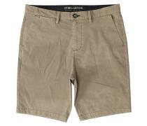 New Order X Ovd - Chino Shorts - Grün