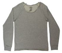 Regular Reglan - Sweatshirt - Grau