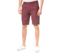 Everyday - Chino Shorts - Rot