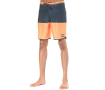 Fifty50 X 19 - Boardshorts - Orange