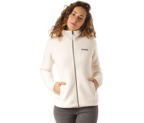 Panorama Full Zip - Fleecejacke - Beige
