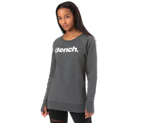 Heritage Long Logo Crew Neck - Sweatshirt