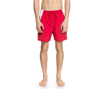 Breakwall 2 Vol - Boardshorts - Rot