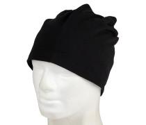 Jersey Mütze - Schwarz