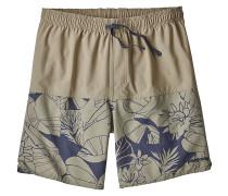 Stretch Wavefarer Volley - 17 - Shorts - Beige