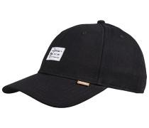 Truefit Sunnyfab Snapback Cap - Schwarz