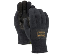 Ember Fleece - Snowboard Handschuhe - Schwarz