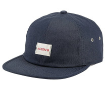 Sespe Snapback Cap - Blau