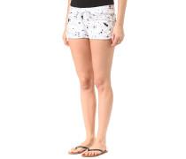 Beachrider Woven - Shorts - Weiß