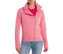 Core Double Zip - Jacke - Pink