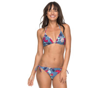 SHD Tiki Tri - Bikini Set - Blau