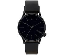 Winston Regal - Uhr - Schwarz