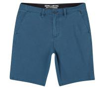 New Order X Overdye - Shorts - Blau