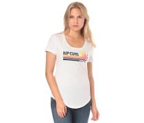 Surf Co - T-Shirt - Weiß
