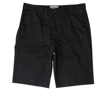 Carter - Chino Shorts - Schwarz