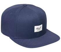Base Snapback Cap - Blau