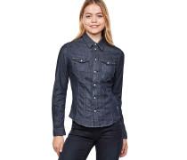 Tacoma Slim - Hemd - Blau