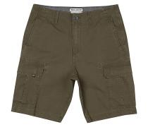 Scheme - Cargo Shorts - Grün