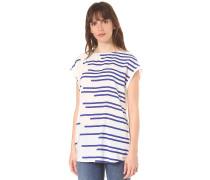 Oversized Easy Printed Stripe - T-Shirt