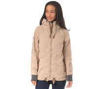 Watch This Thing Bounce - Jacke - Beige