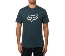 Legacy  Head - T-Shirt - Blau