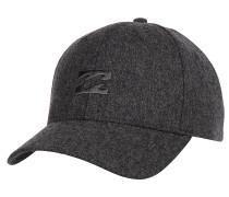 All Night Snapback Cap - Grau