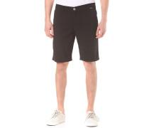 Port Slim 2 - Chino Shorts - Schwarz