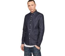 Core Mop - Hemd - Blau