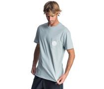 Original Wetty Pocket - T-Shirt - Grau